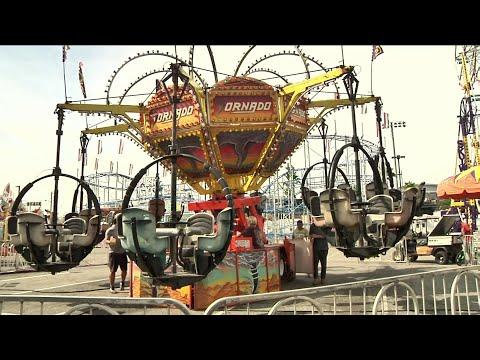 Jacksonville Fair ride fails safety inspection