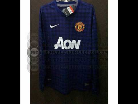 buy popular e1041 ae365 (EXCLUSIVE!) LEAKED MANCHESTER UNITED AWAY/GOALKEEPER KIT 2012/13!!!