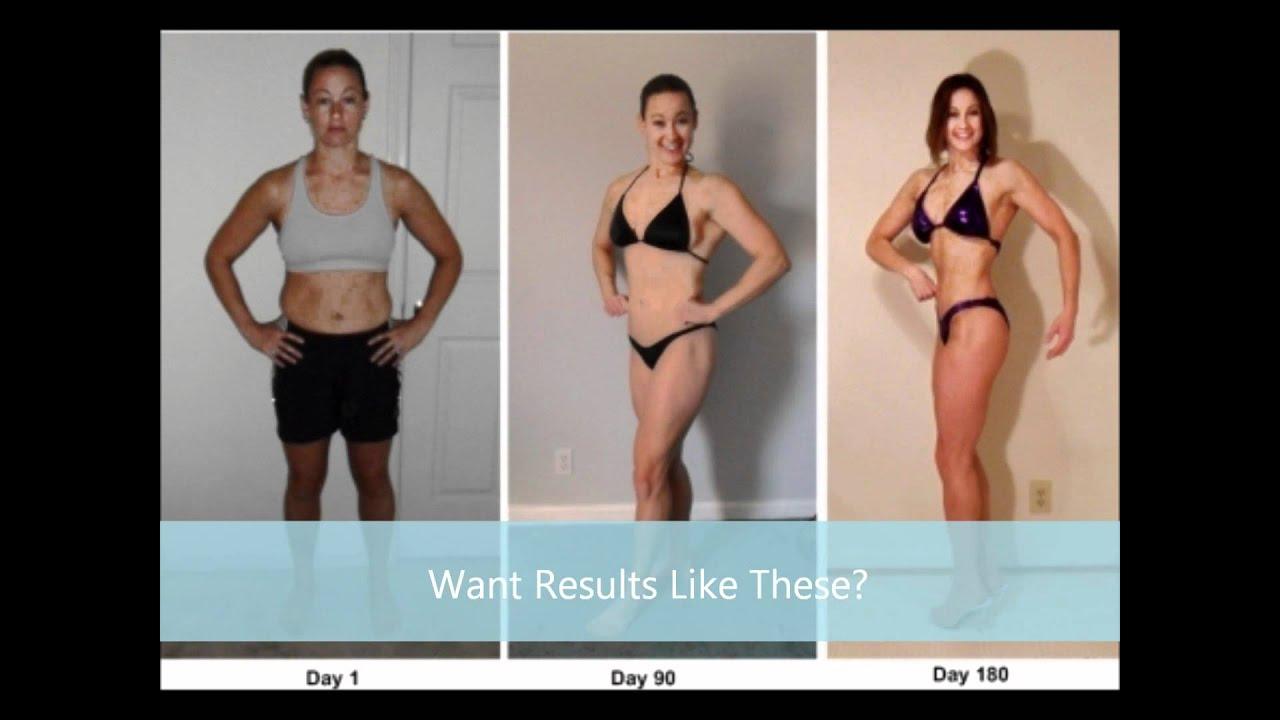 p90x2 results women - 1280×720
