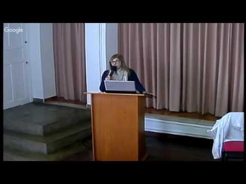 Palestra: Terrorismo - 13/11/2016 - Maria Inês Galluzzi