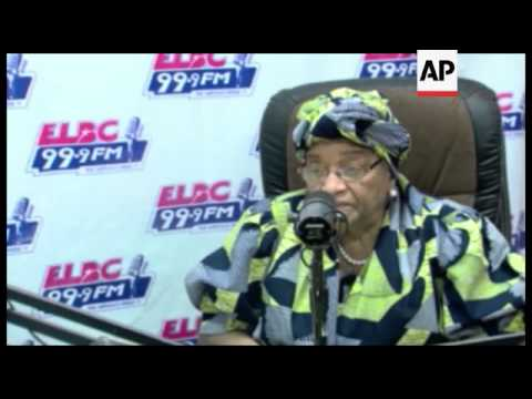 Liberian president declares state of emergency to help tackle Ebola virus
