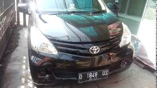 Review Toyota Avanza 1.3E m/t (2014)
