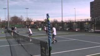 Highlights: Men's Tennis vs. Northwest Missouri State