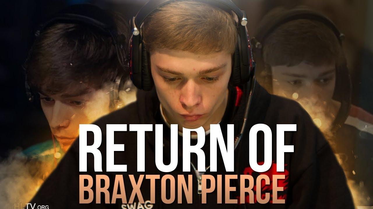 Braxton pierce