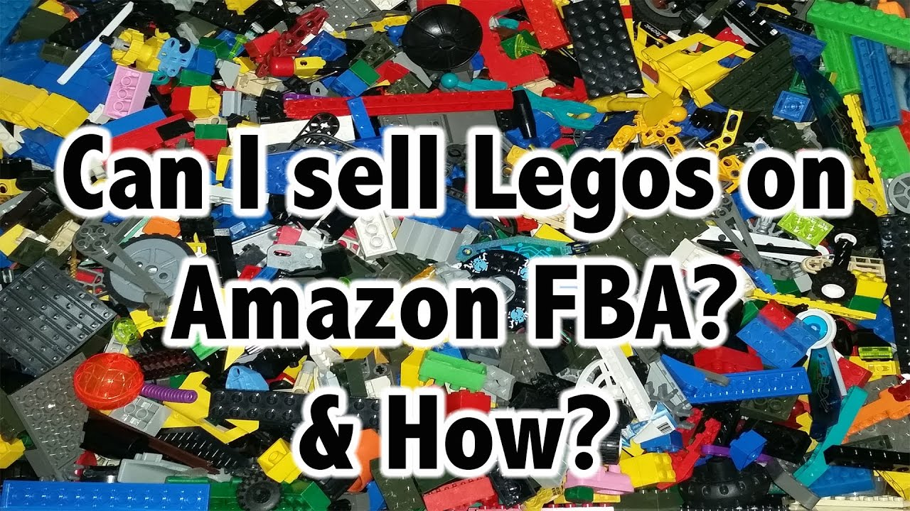 MY EXPERIMENT Can I sell LEGOS on Amazon FBA   How    YouTube MY EXPERIMENT Can I sell LEGOS on Amazon FBA   How