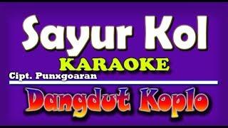 Sayur Kol Karaoke Dangdut