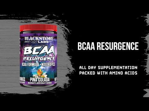 BCAA Resurgence   Branch Chain Amino Acids