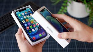 iPhone 12 & 12 Pŗo Unboxing, Größenvergleich & Gewinnspiel!