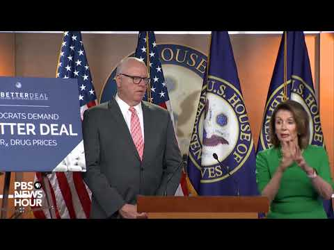 WATCH: House Democratic leaders hold news conference
