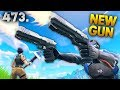 *NEW* GUN IS CRAZY!!! Fortnite Daily Best Moments Ep.473 (Fortnite Battle Royale Funny Moments)