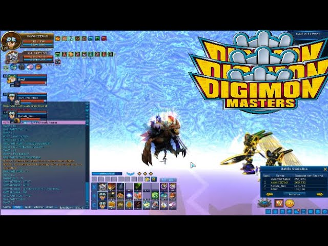 Digimon Masters Online How To Get Money