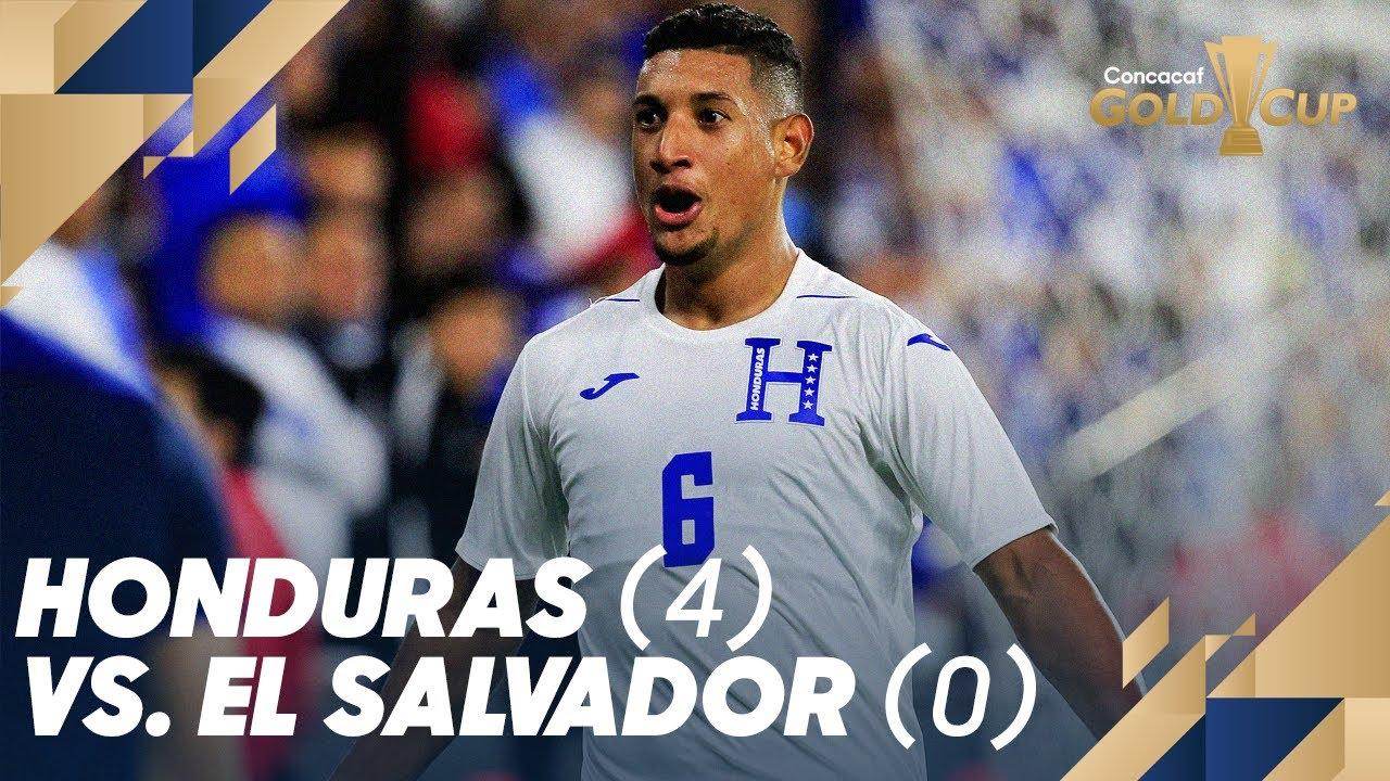 Honduras vs. El Salvador - Football Match Summary ...