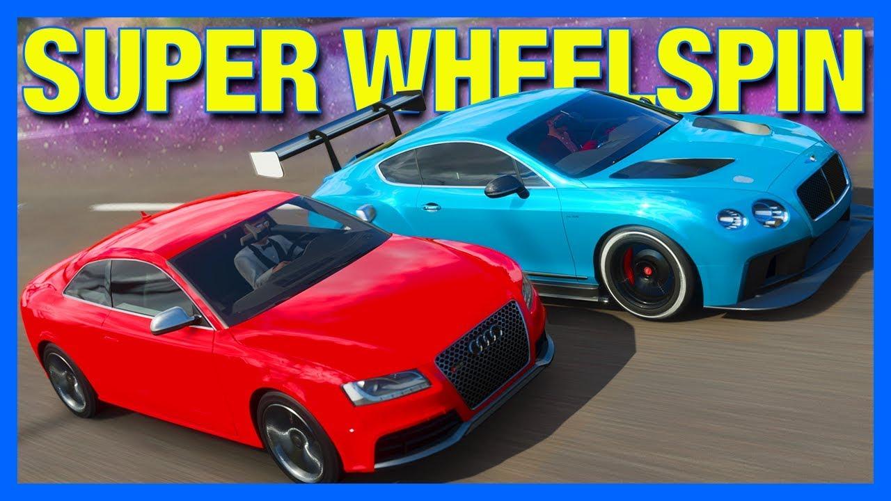 Forza Horizon 4 : Super Wheelspin Challenge!!