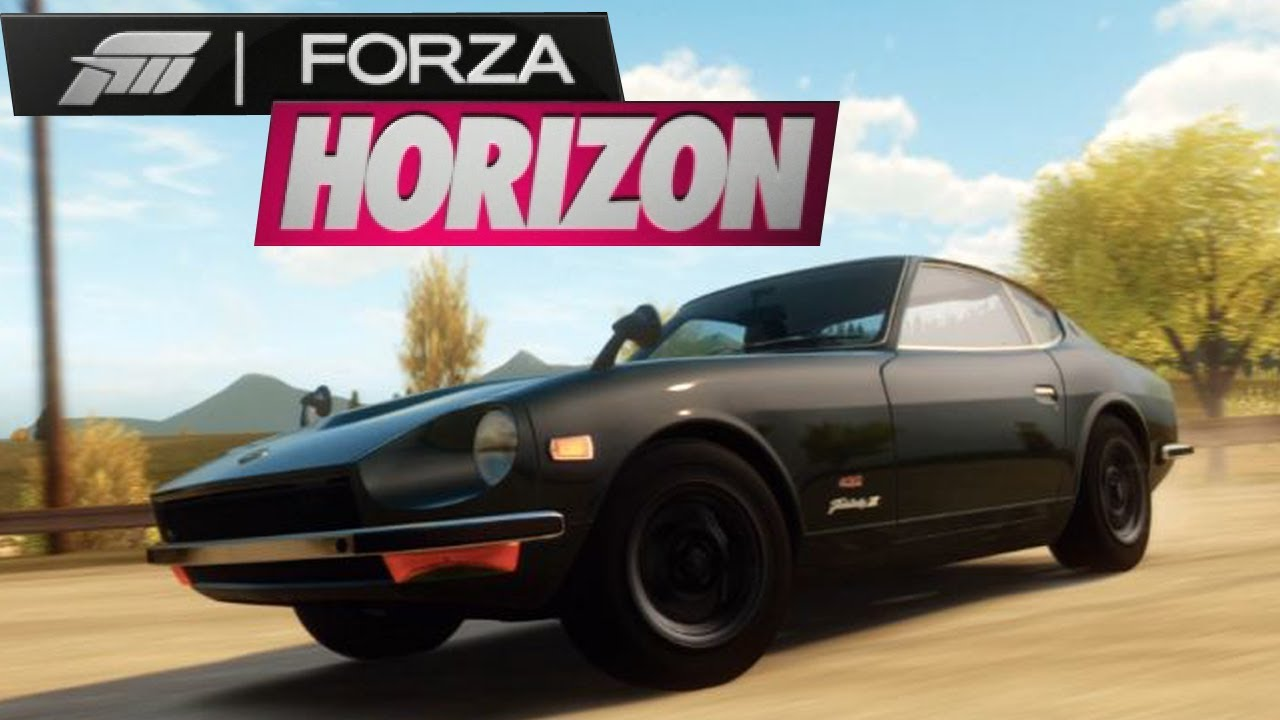 Forza Horizon 1969 Nissan Fairlady Z 432 Exciting Cruise