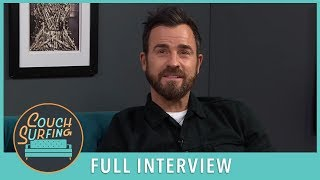 Justin Theroux Looks Back At 'Sex And The City,' 'Leftovers' & More (FULL) | Entertainment Weekly
