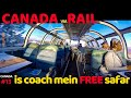 CANADA | Train to Halifax | One of the best scenic train trips