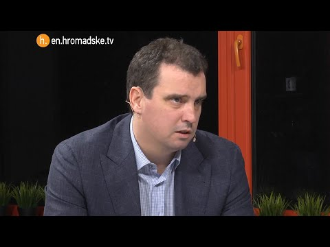 Hromadske International. The Sunday Show - Deregulation & Privatization Top Priorities For Ukraine's Economy Minister