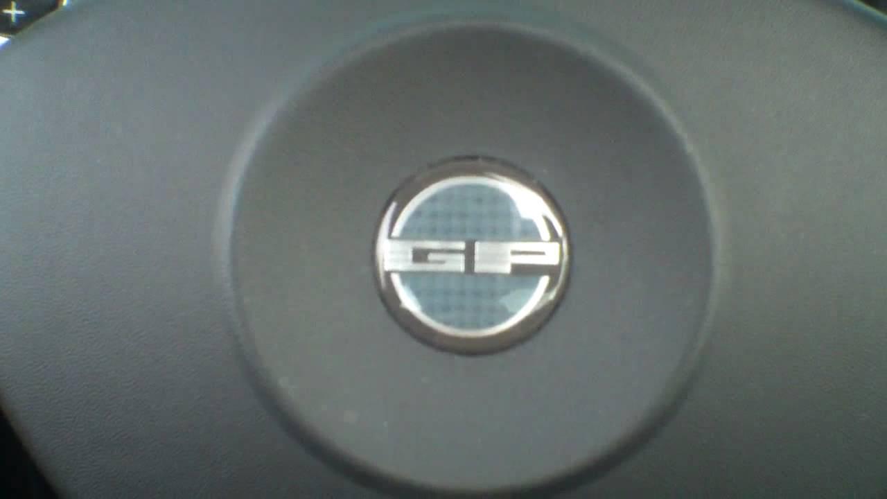 Pontiac Grand Prix Emblem