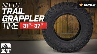 Jeep Wrangler NITTO Trail Grappler Tire (31