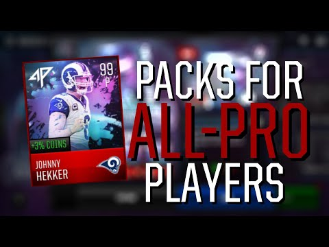 GAMEDAY BUNDLE + MORE FOR NEW ALL-PRO 99S!!