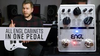 ENGL Cabloader IR Pedal | In-depth Demo