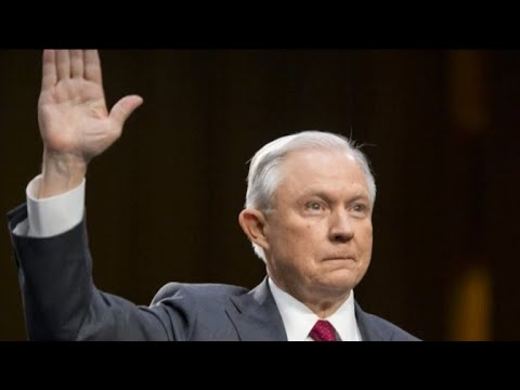 As Trump ramps up criticism of Justice Dept., Sessions avoids rebuttal
