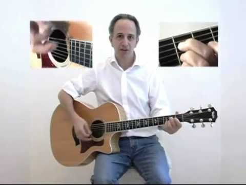 Learn the Guitar, Beginners Lessons Part 14 - 'Careless Love' and ...