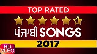 Top Rated Punjabi Songs 2017 | Viedo Jukebox | Speed Records