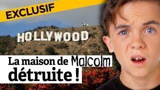 La maison de Malcolm a été détruite ! (Malcolm-France.com)