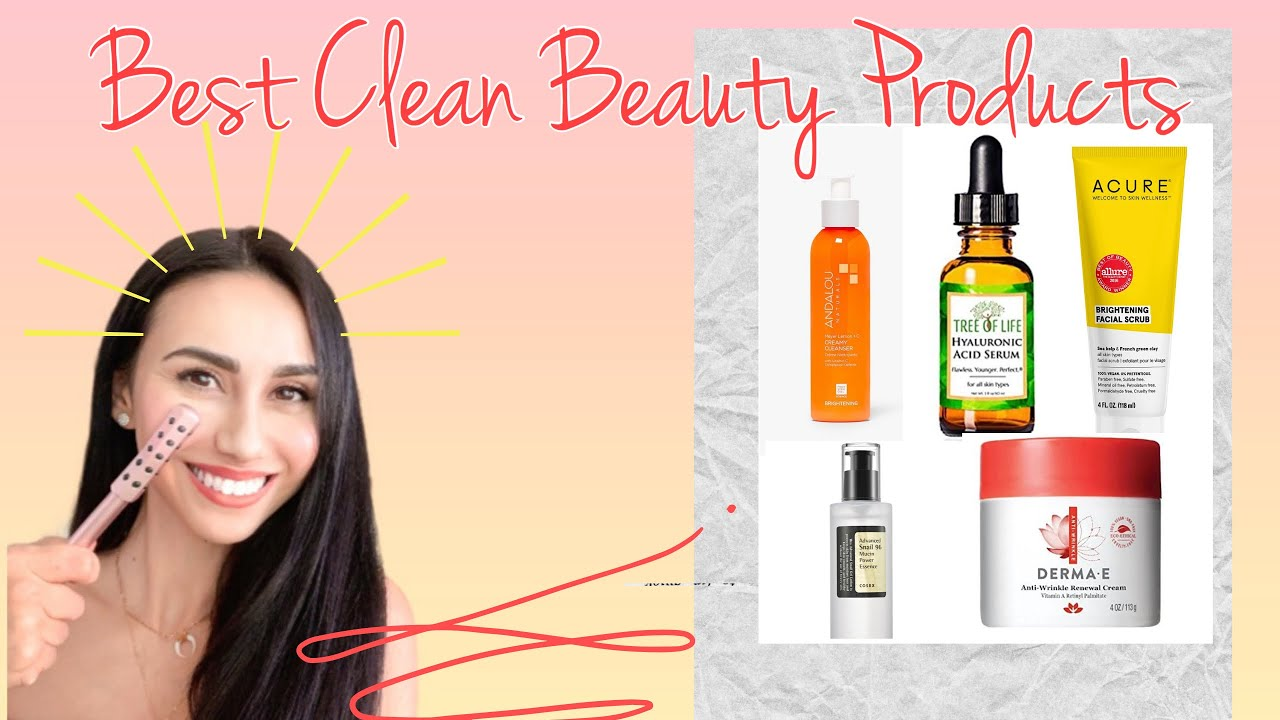 Download Best Clean Beauty Products (NON TOXIC AND ORGANIC!) | Nontoxic Makeup Favorites of 2020