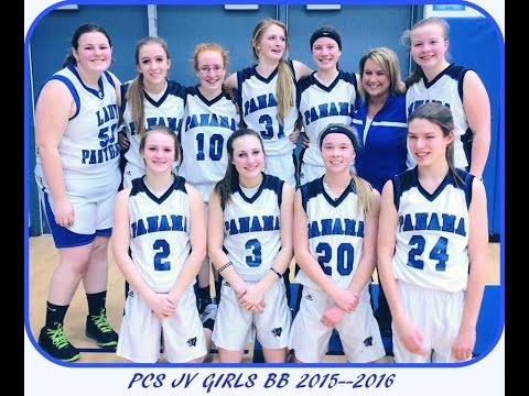 PCS JV Girls BB Feb 11, 2016