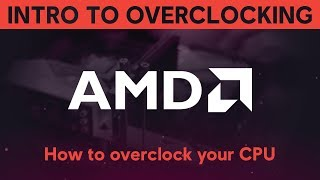 how to Overclock AMD CPU SAFELY