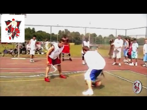 CONMAN CRASHES OPEN RUN WITH STREETBALL LEGENDS