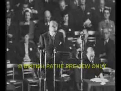 Anthony Eden Speech