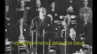 Anthony Eden Speech