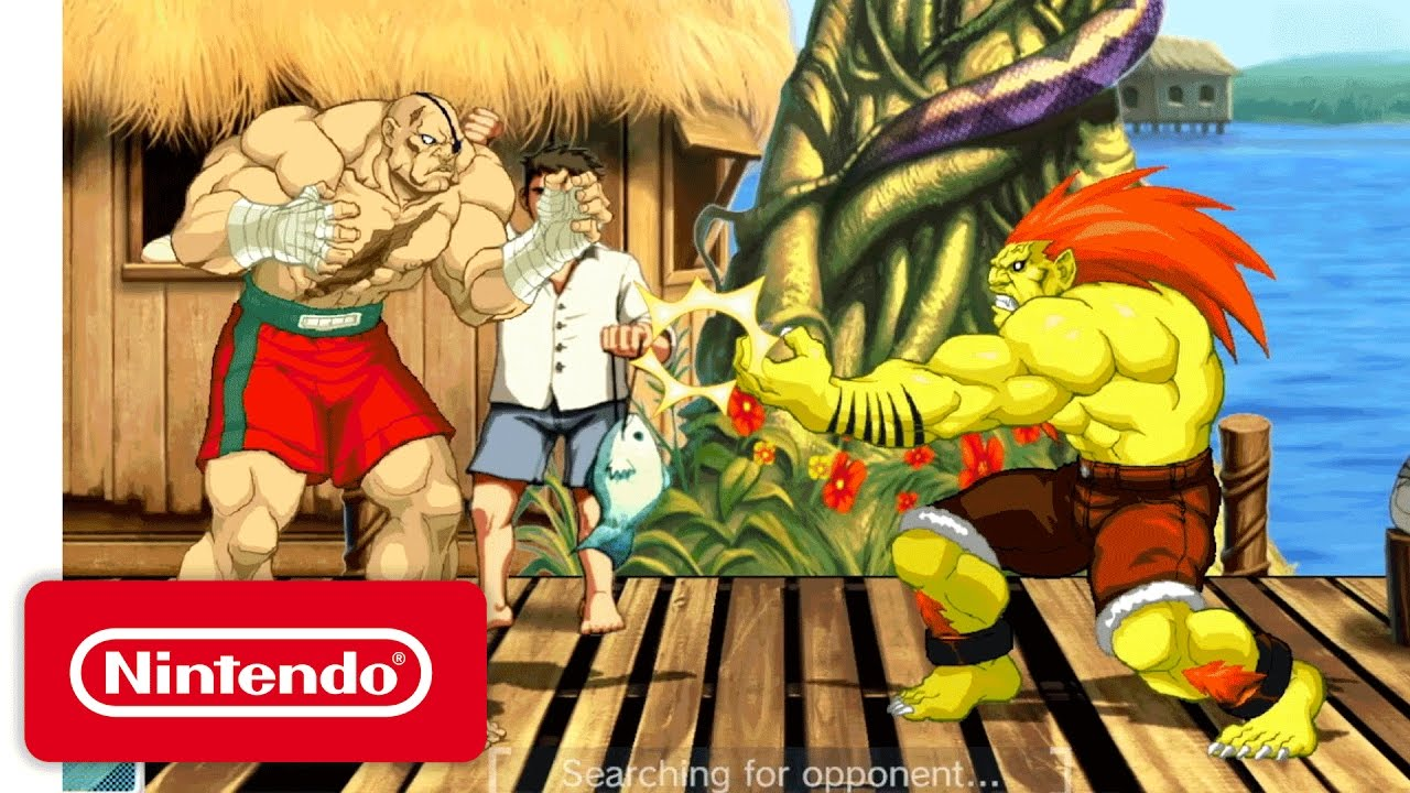 Download Ultra Street Fighter II: The Final Challengers – Available Now on Nintendo Switch