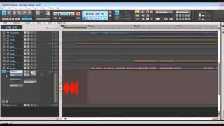 Sonar X3 - Dicas de Gravação e Edição Comping