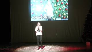 TOP TALENT SHOW 2019-  DRAGOMIR GABRIELA CANTEC DE IARNA