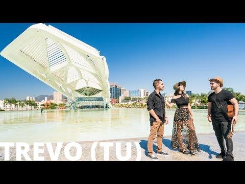 Trevo Tu - Anavitória part Tiago Iorc Melim cover acústico Nossa Toca na Rua