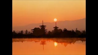 さだまさしさんの「まほろば」を奈良・大和路の風景と共に。