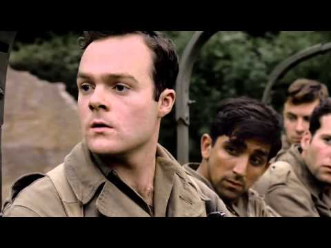 Tom Hanks clearly cameos onscreen in Band of Brothers as a ...