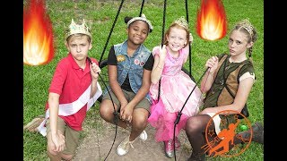 High Top Princess 5 - The Freaky Friday Kid Prince vs Kid Princess Teamwork