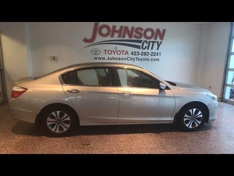 2015 Honda Accord Johnson City TN, Kingsport TN, Bristol TN, Knoxville TN,  Ashville, NC P2872