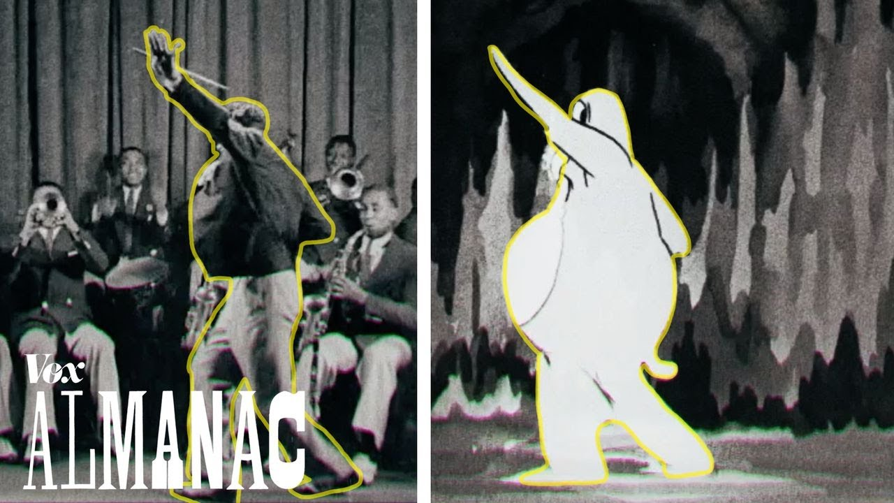 The trick that made animation realistic