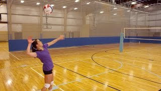Serving Tips - Terry Liskevych - The Art of Coaching Volleyball