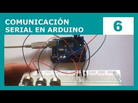 Curso Arduino 6: Comunicación Serial