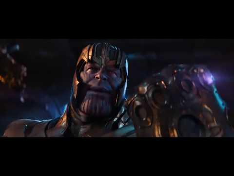 Thor vs Thanos  |  Avengers Infinity War  -- first battle scene