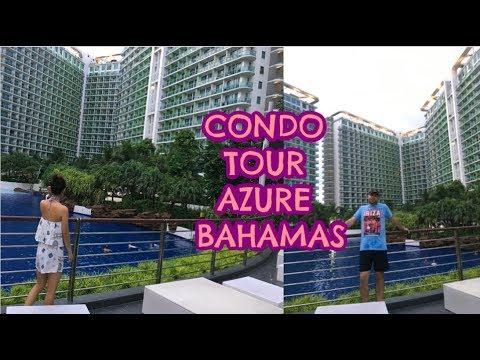 AZURE URBAN RESORT RESIDENCE BAHAMAS TOWER / CONDO TOUR