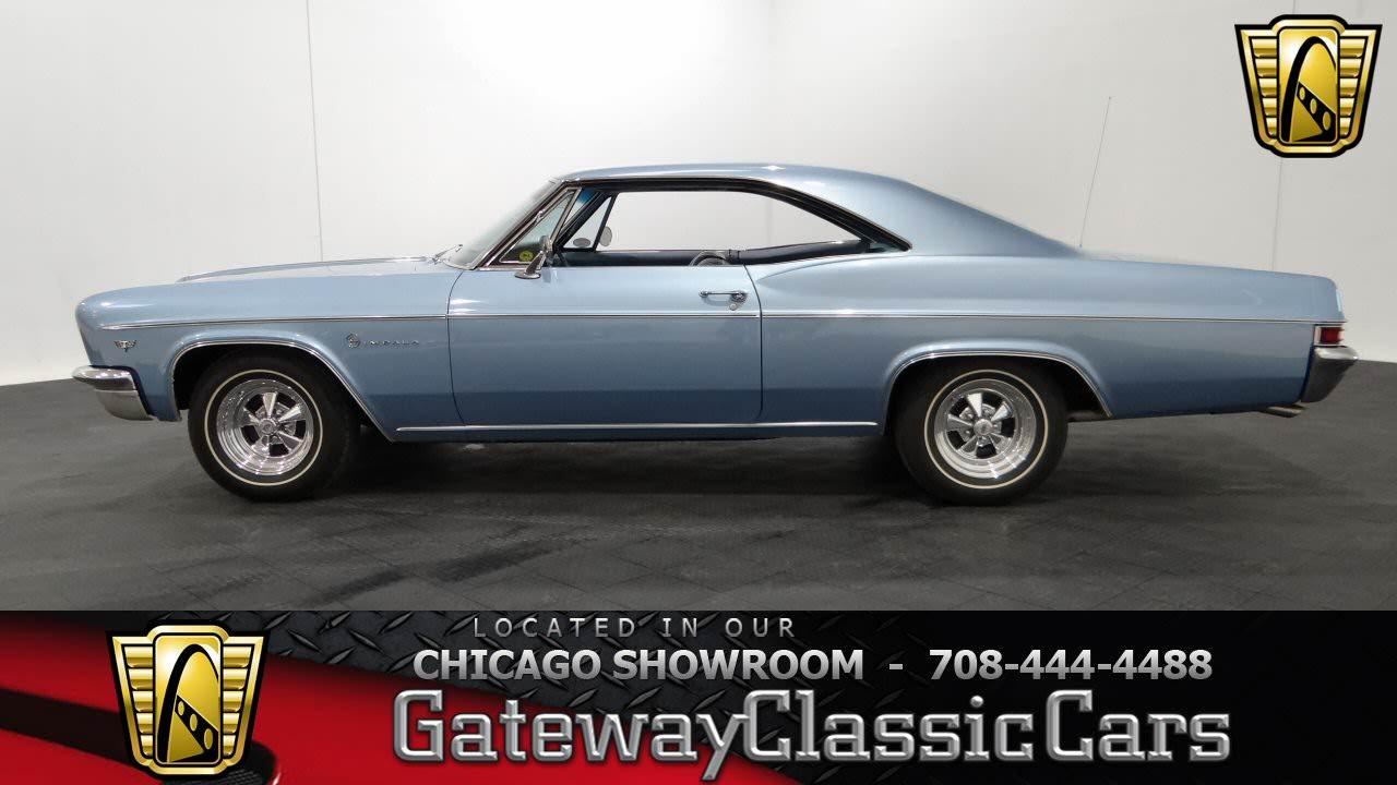 1966 Chevrolet Impala Gateway Classic Cars Chicago #889
