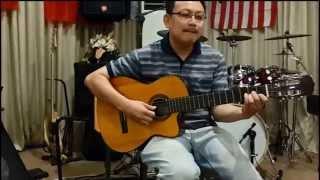 Belajar Cara Petikan Gitar Klasik Akustik